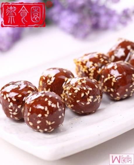 御食园老北京冰糖葫芦 250g