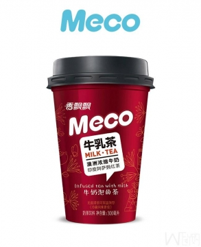 Xiang Piao Piao Meco Infused Tea with Milk 300ml x 6 cups