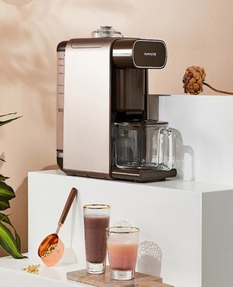 Joyoung automatic cleaning, reservation soy milk machine DJ10U-K1, 出浆、清洗全自动,解放双手,过上品质生活