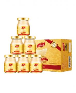 Ninest Thailand Imported Sugar-Free Instant Bird's Nest 75ml * 6 Bottles