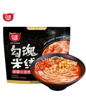 Baijia Chenji Garlic Crayfish Flavor Noodles 270g