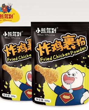 Xiao Xiong Jia Dao Crispy Fried Chicken Breading 500g x 2bags