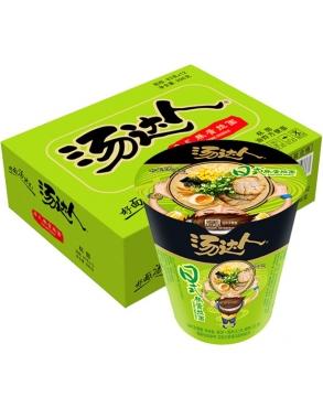Tang Da Ren Japanese Style Bone Ramen 83g*4 cups Instant Noodles