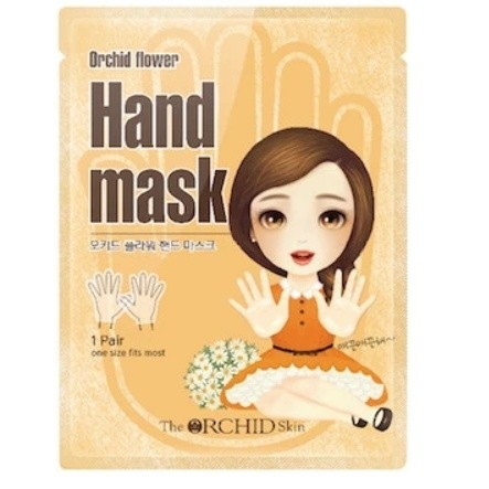The ORCHID Skin hand film whitening and moisturizing 1 tablet,