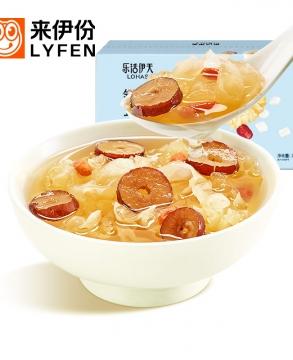 Lyfen Freeze-dried Tremella Soup Box 105g*2boxes